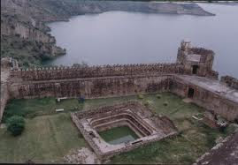 Ramkot Fort Location is in Paksitan near Jhelum Punjab.