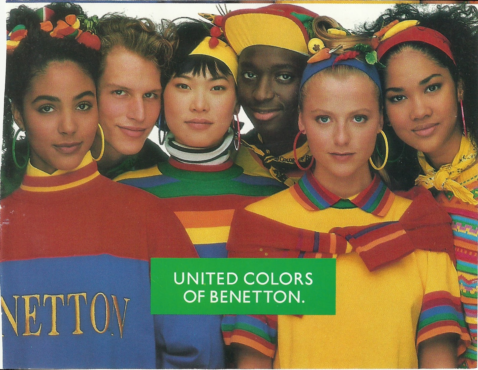 the similarities and differences in the ads american apparel and united colors of benetton To personalize ads and to show you more relevant ads global marketing - uniqlo case study united colors of benetton, american apparel strategies.