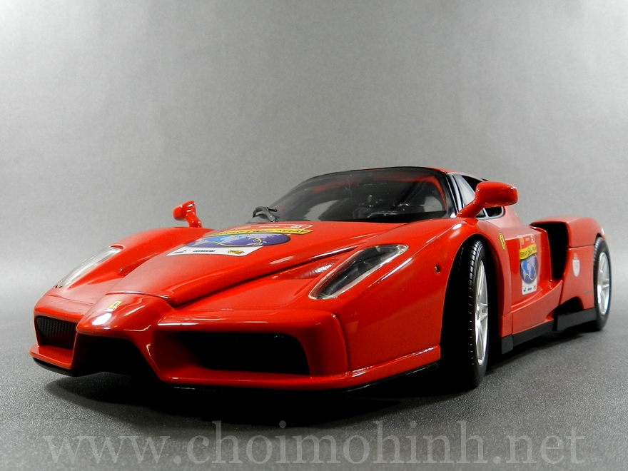 Ferrari Enzo 60TH Anniversary 1:18 Hot Wheels