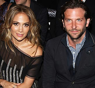 J.Lo Bradley Cooper casually dating