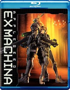 Appleseed Saga: Ex Machina (2007) BD 720p x264