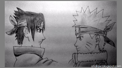 Naruto Sketch 2