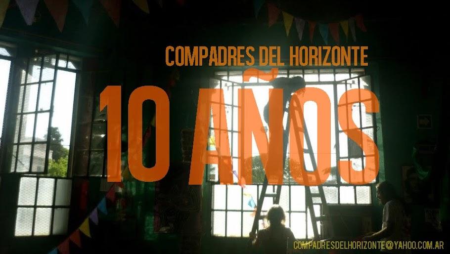 Casa de la Cultura Los Compadres del Horizonte