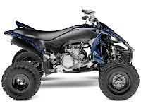 2013 Yamaha Raptor YFZ450R SE ATV pictures 4
