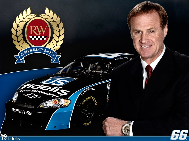 the daly planet the rusty wallace saga continues. Black Bedroom Furniture Sets. Home Design Ideas