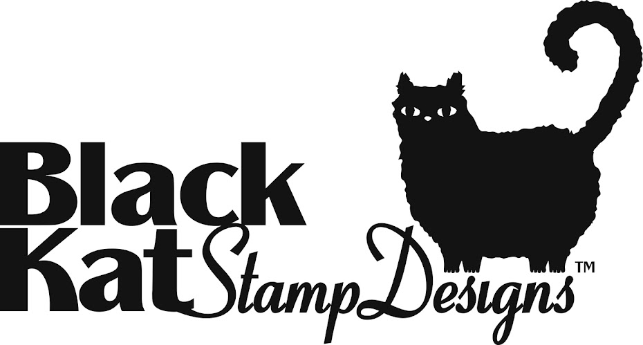 Black Kat Stamp Designs
