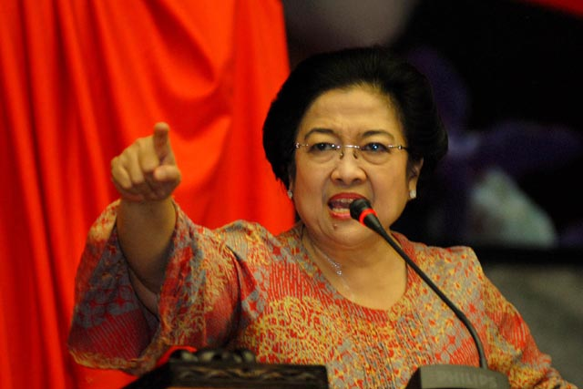 Megawati : Manusia Indonesia Ada Yang Keturunan Budak