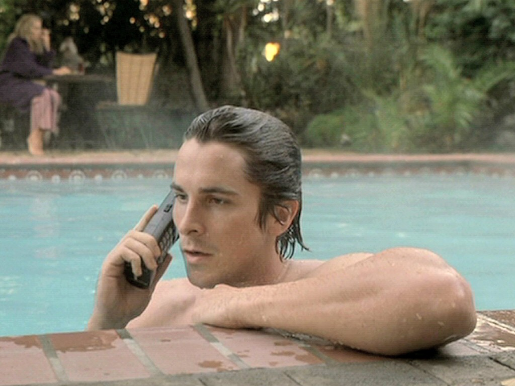 For explanation. Christian bale shirtless pity, that