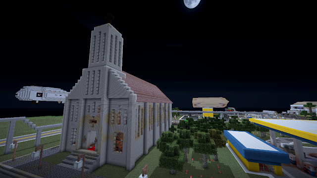 Church - Minecraft Metropolis