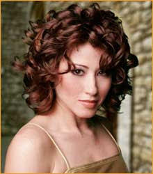 Short curly hairstyles - Short curly hairstyles