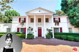 Audrey Hepburn Holmby Hills Mansion For Sale