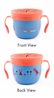 blue 1 Zanes First Birthday Bash GIVEAWAY #2  Ecovessels complete package! (ARV: $75)