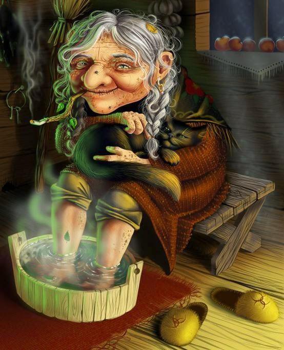 Самое жилище Яги окружено в сказках тайной. Живёт она в избушке на курьих ножках в такой дали от всего живого, куда даже ворон костей не заносит.