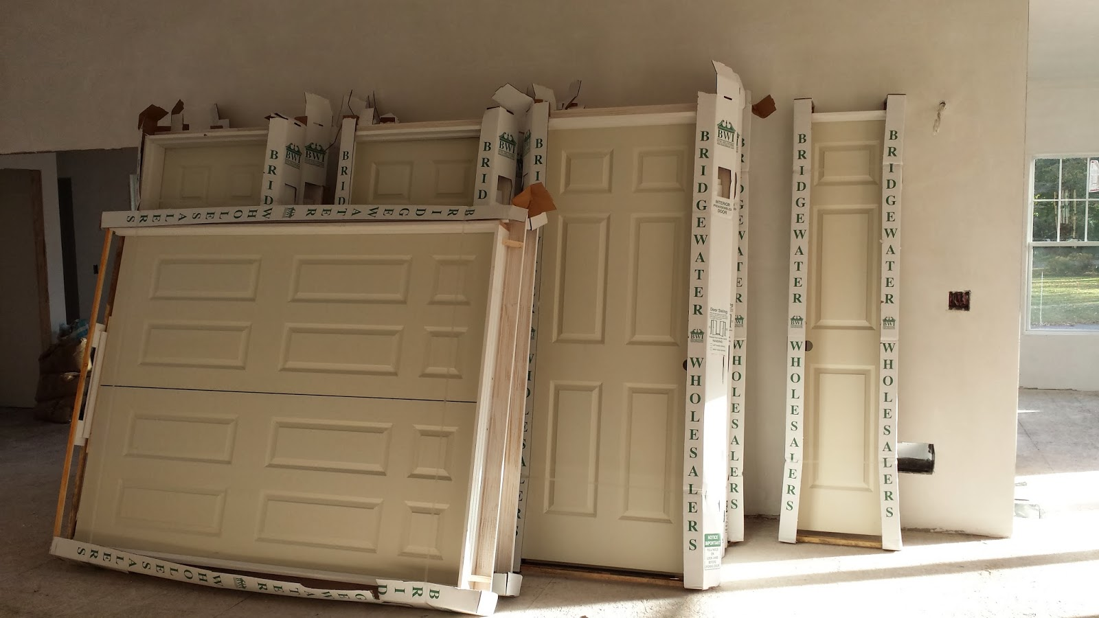 Comhome Interior Trim : The Impatient Home Builder: Starting the Interior Trim