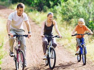 Cycling - A Healthier Exercise