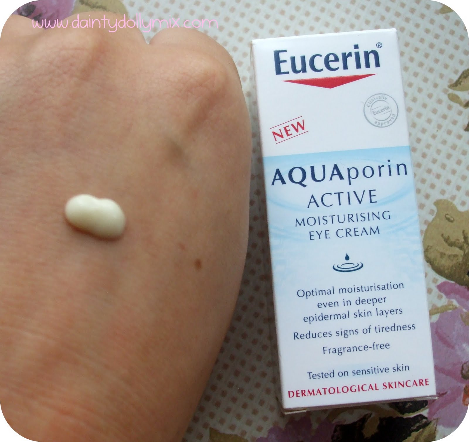 aquaporin eye cream