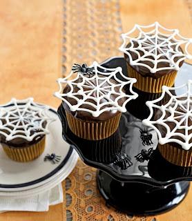 Cupcake para Halloween
