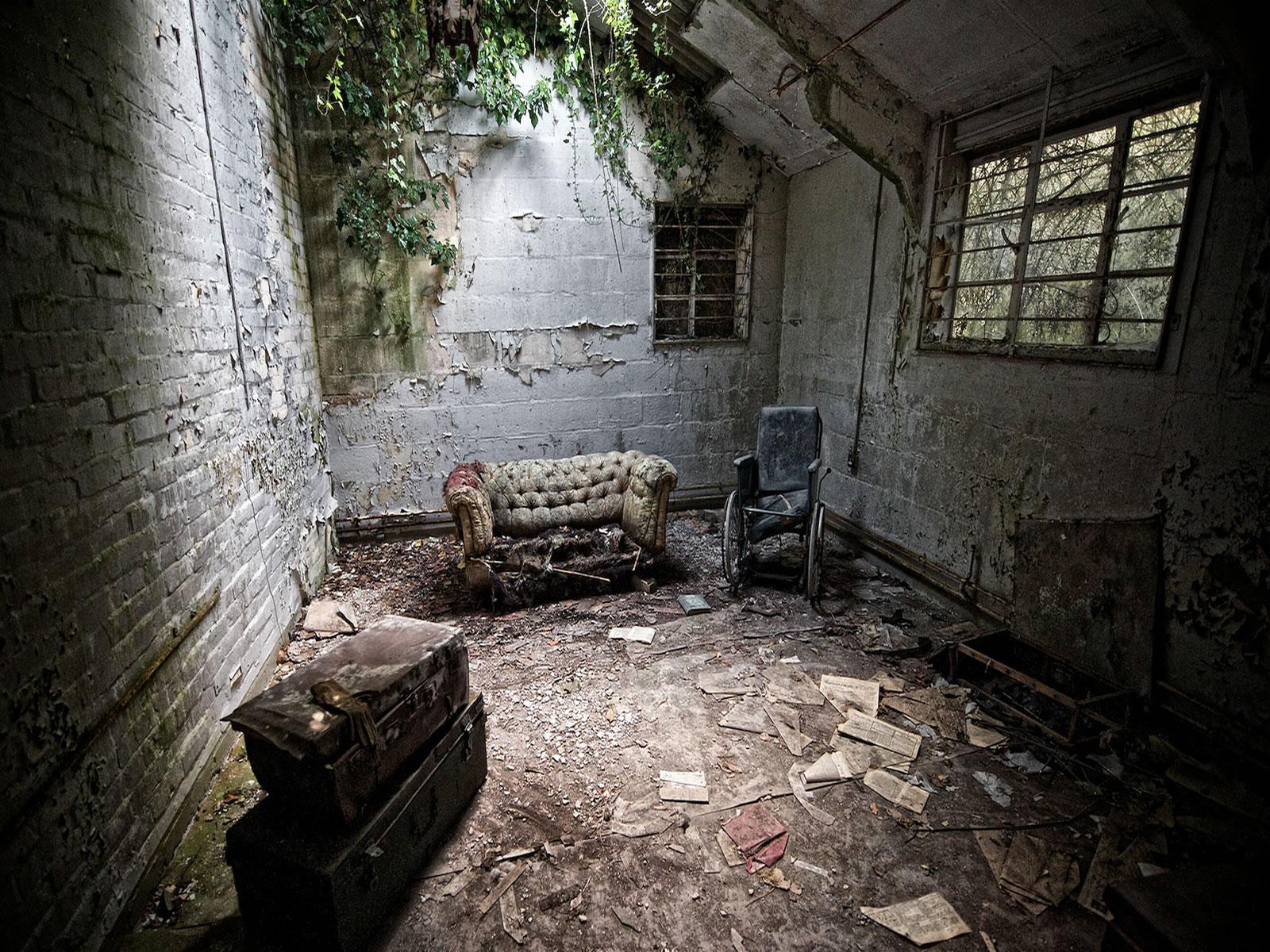 V design de interiores e decora o casas abandonadas - Casas antiguas por dentro ...