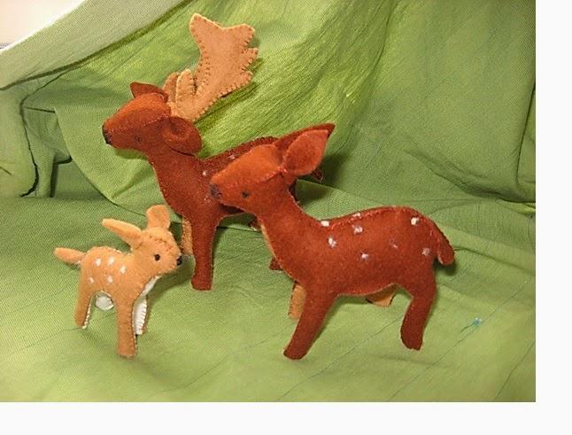 Hertenfamilie Poppedijn