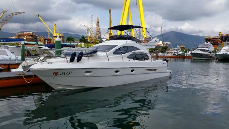 Lancha Intermarine 46
