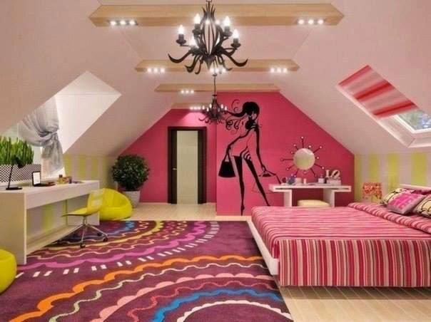 dormitorios modernos juveniles mujer – Dabcre.com