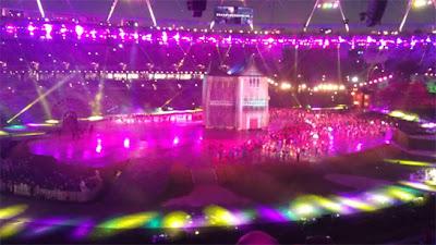 Ceremonia apertura juegos olímpicos Londres 2012