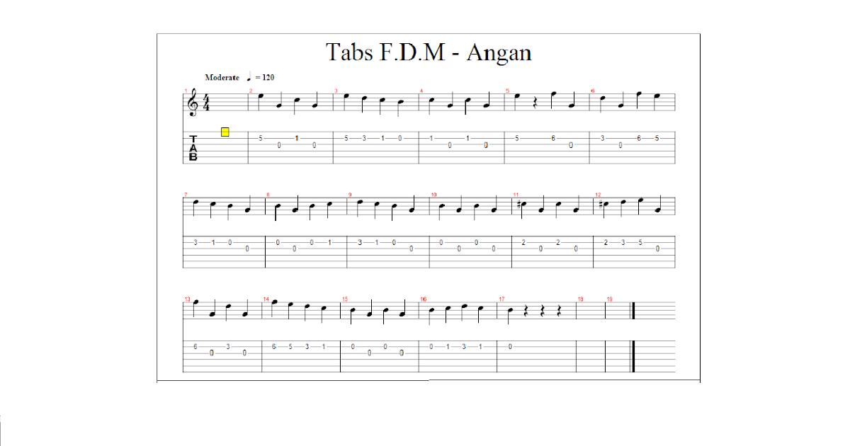 Chord Lagu Terakhir Untukmu | berkreasi dengan musik chord, not angka ran kulakukan semua ...
