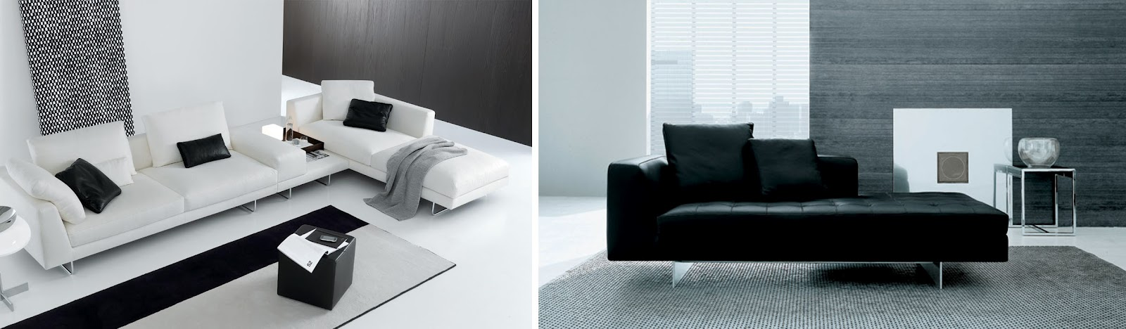 Sal n comedor minimalista redise a tu mundo for Salon comedor minimalista