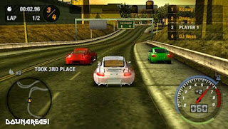 Download Game Need For Speed Most Wanted 5 1 0 PSP Full Version iso For PC   Murnia Games