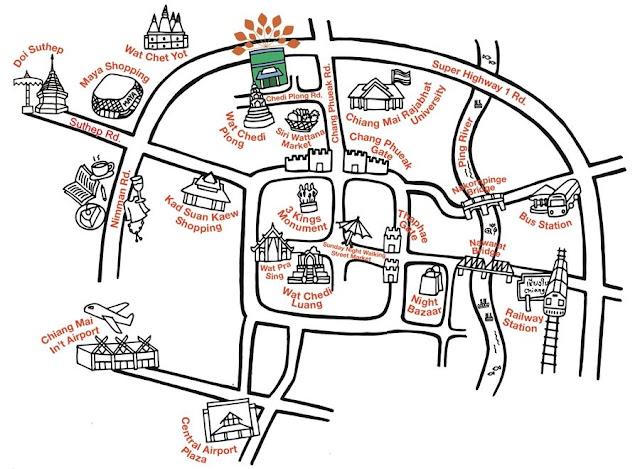 Mapa-Chiang-Mai