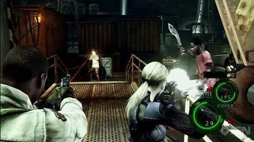 Download Game Resident Evil 5 PC Gratis