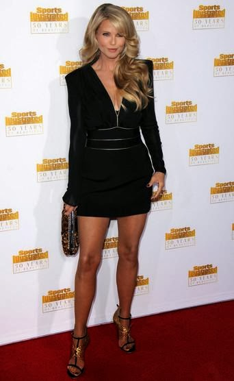 Christie Brinkley, Sports Illustrated Swimsuit Issue, Whorrified,