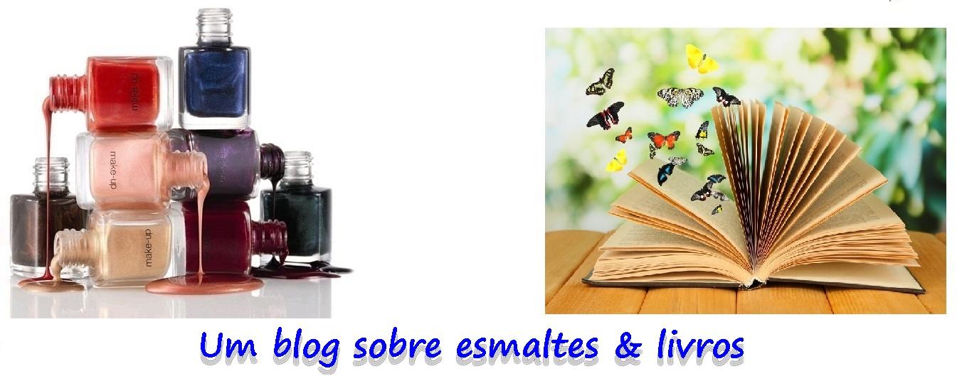Um blog sobre esmaltes & livros