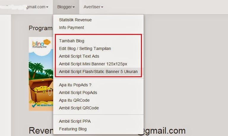 Tips Cara Mudah Memasang Iklan di Blog