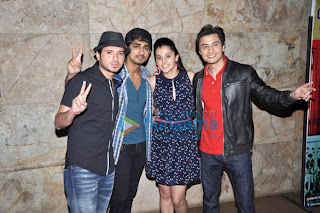 Celbs at Special Screening of 'Chashme Baddoor'
