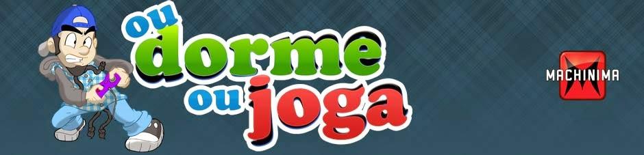 Ou Dorme ou Joga! - Games Retrô, Cultura POP anos 80 e 90