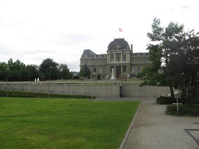 Palatul Justitiei, Lausanne, Elvetia