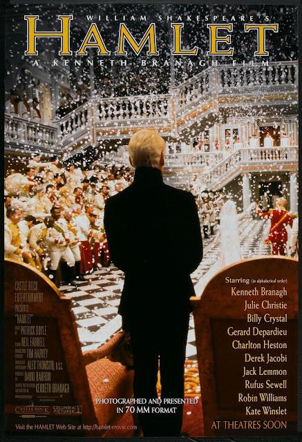 Hamlet [1996] [BBRip 1080p] [Subtitulada]