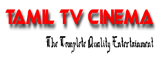 Tamil Tv Cinema
