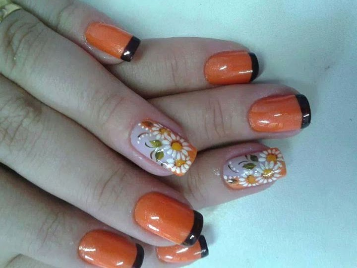 Uñas decoradas , decorated nails 2016