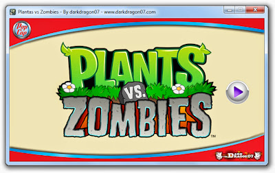 Plantas vs Zombies – Full – Portable – Autoactivado – .Exe – by darkdragon07 [ Mega - Putlocker ]