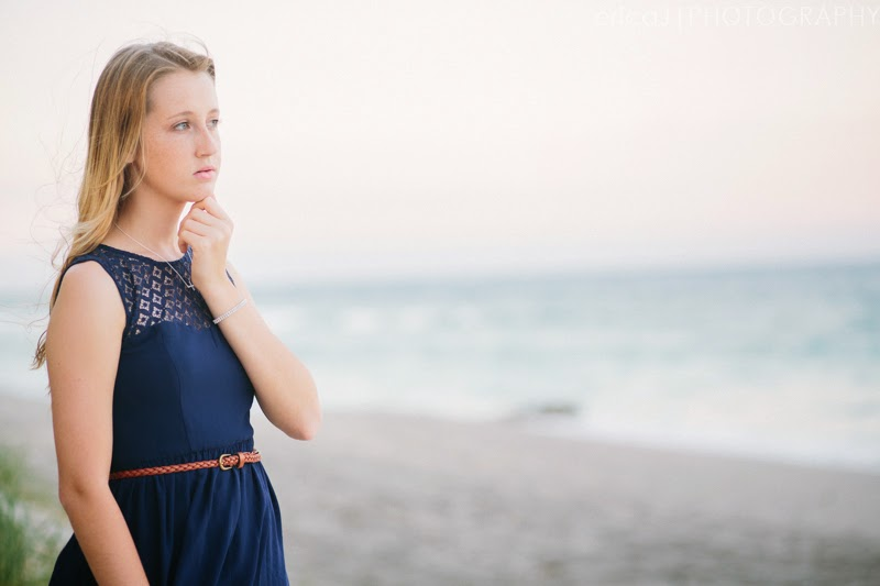 south florida beach senior pictures