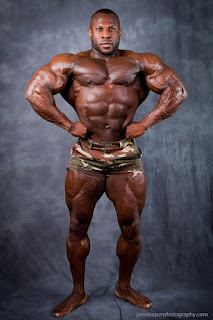Mboya Edwards Bodybuilder