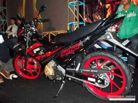 Suzuki Satria Blackfire II