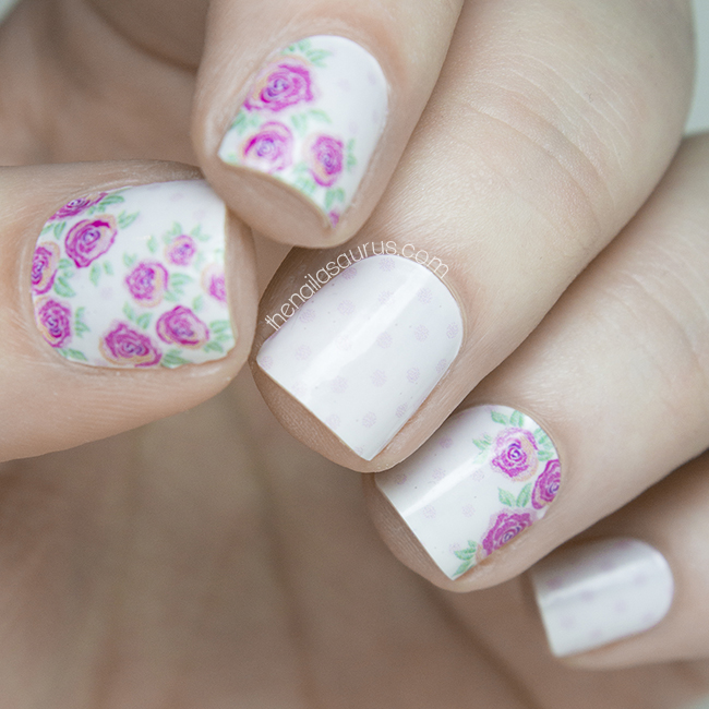 Incoco Nail Strips Review - The Nailasaurus | UK Nail Art Blog