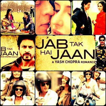 Jab Tak Hain Jaan Wallpaper