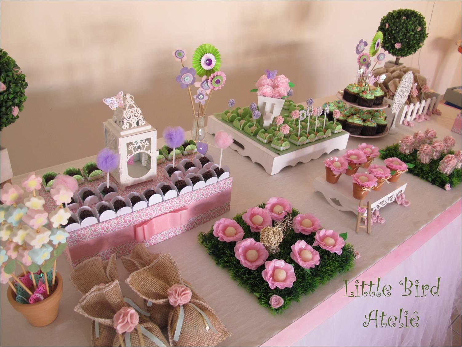 festa tema jardim das ursas:Little Bird Ateliê: Festa Jardim das Borboletas da Duda