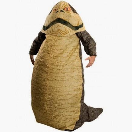 Disfraz Jabba the Hutt HInchable