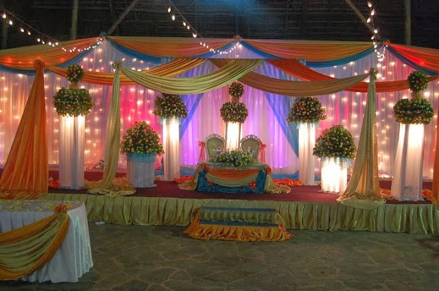Wedding Rwanda Decorations