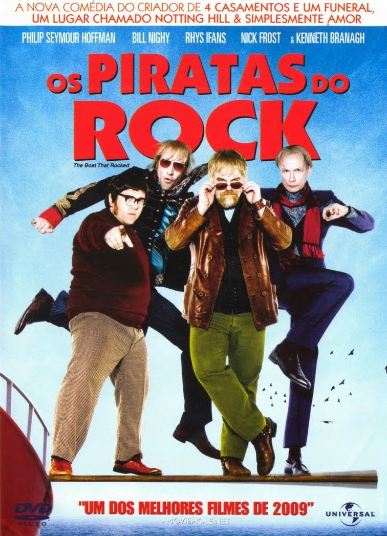 Os Piratas do Rock – Dublado (2009)